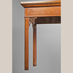Fig. 5: Detail of sideboard table illustrated in Fig. 1.