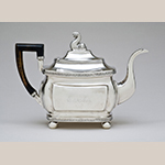 Fig. 29: Anthony Rasch teapot illustrated in Fig. 28.