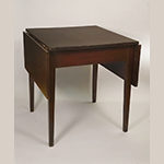 Fig. 2: Pembroke table by James Dinsmore, 1808, Monticello, Charlottesville, VA. Collection of Thomas Jefferson's Poplar Forest. Photograph by the author.