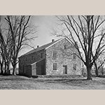 Fig. 6: Fairfax Meeting House, Waterford, Loudon Co., VA. Historic American Buildings Survey, HABS VA,54-WATFO,21-, Library of Congress, Washington, DC; available online: https://www.loc.gov/resource/hhh.va0720.photos (accessed 9 October 2019).