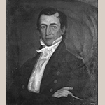 "Fig. 6: John Hipkins Bernard (1792–1852) by John Wesley Jarvis (1780–1840), 1826–1827, Richmond, VA. Oil on canvas; HOA: 27"", WOA: 24"". Private Collection; photograph courtesy Frick Art Reference Library Photoarchive, 19715."