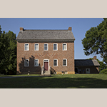 Fig. 9: William Whitley House, 1794, Stanford, KY.