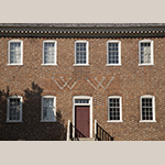 Fig. 10: William Whitley House, 1794, Stanford, KY.