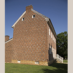 Fig. 11: William Whitley House, 1794, Stanford, KY.
