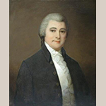 "Fig. 3: ""William Blount"" by an unknown artist, c. 1780. Oil on canvas; HOA: 29-1/2"", WOA: 24-1/2"". Tennessee State Museum, acc. 1.848. Online: http://www.tnportraits.org/1848-blount-william.htm (accessed 27 May 2014)."