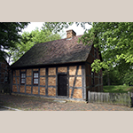 Fig. 7: Fourth House, 1768, Salem, NC (restored 1966).