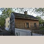 Fig. 11: Timothy Vogler Gunsmith Shop, 1831, Salem, NC (restored 2001).