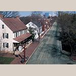 Fig. 16: Main Street in Salem, NC, looking north toward Winston, ca. 2000.