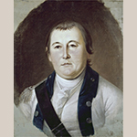 "Fig. 14: ""William Washington (1756–1818)"" by Charles Willson Peale (1741–1827), 1784. Oil on canvas; HOA: 23-5/8"", WOA: 19-5/8"". Collection of Independence National Historical Park (Philadelphia, PA), Acc. INDE 14173, National Park Service, US Department of the Interior."