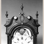 Fig. 7: Detail of clock illustrated in Fig. 6