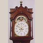 Fig. 12: Detail of clock illustrated in Fig. 11.