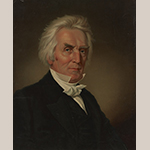 "Fig. 14: Rev. Alexander Campbell, after J. Boglo (1837), chromolithograph by Colton, Zahm & Roberts (New York), published by R. W. Carroll & Co., 1872 Cincinnati, OH. Chromolithograph; HOA: 30"", WOA: 25"". Library of Congress Prints and Photographs Division, PGA - Colton, Zahm & Roberts--Alexander Campbell (A size) [P&P], Washington, DC; available online: https://www.loc.gov/pictures/item/95507868/ (accessed 28 August 2019)."