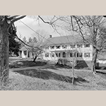 Fig. 16: Alexander Campbell Mansion, Bethany, WV. Historic Buildings Survey, HABS WVA, 5-BETH,1A-1, Library of Congress, Washington, DC; available online: http://hdl.loc.gov/loc.pnp/hhh.wv0058/photos.173952p (accessed 28 August 2019).