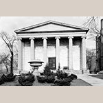 Fig. 12: Kentucky's Old State Capitol, constructed 1827–1830, Frankfort, KY. Historic American Buildings Survey, HABS KY,37-FRAFO, Library of Congress Prints and Photographs Division, Washington, DC. Available online: https://www.loc.gov/pictures/search/?q=Photograph:%20ky0124&fi=number&op=PHRASE&va=exact&co%20=hh&st=gallery&sg%20=%20true (accessed 25 July 2020).