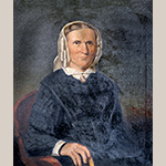 "Fig. 10: Portrait of Martha Alice Wyche Williamson Woodward (Osmond Woodward (1796–1880) by George W. L. Ladd, 1845–1850. Oil on canvas; HOA: 30-1/4"", WOA: 24-3/4"". Collection of the Columbia Museum of Art, Columbia, SC. Bequest of Alice America Beaufort Walker."