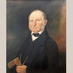 "Fig. 11: Portrait of John Feaster (1768–1848) by George W. L. Ladd, 1844. Oil on canvas; HOA: 32"", WOA: 27"". Collection of the Fairfield County Museum, Winnsboro, SC."