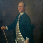Fig. 6: Christopher Gadsden by Jeremiah Theus; Charleston, SC; c. 1760-1770. Oil on canvas. Collection of The Charleston Museum, www.charlestonmuseum.org.
