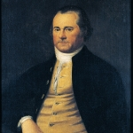"Fig. 7: Edward Weyman attributed to Jeremiah Theus; Charleston, SC; c. 1760-1765. Oil on canvas; HOA: 29-3/8"", WOA: 24-3/8"". Courtesy of the Fellowship Society, Charleston, SC."