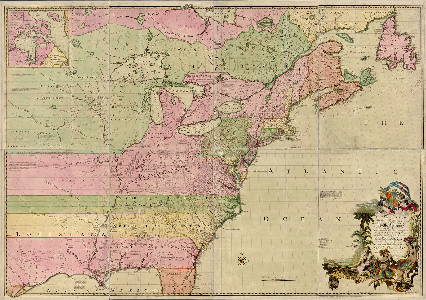 Fry And Jefferson Revisited The MESDA Journal - Map of us wiliamburg virginia