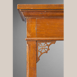 Fig. 4: Detail of sideboard table illustrated in Fig. 1.