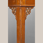 Fig. 6: Detail of sideboard table illustrated in Fig. 1.
