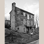 Fig. 5: Earnest Log Fort House, ca. 1782, Chuckey, Greene Co., TN. Collection of the Library of Congress, Prints and Photographs Division, Historic American Buildings Survey, HABS TENN, 30-CHUCK.V,2-1, Washington, DC.
