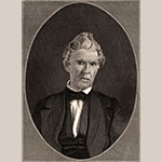 "Fig. 1: ""The late Rev. Porter Clay,"" engraved by Waterman Lilly Ormsby (1809-1883), New York, NY; published in the ""Biographical Sketch of Rev. Porter Clay,"" The Baptist Memorial, and Monthly Record, Devoted to the History, Biography, Literature and Statistics of the Denomination, Enoch Hutchinson, ed., vol. X, New Series vol. III (1851), 213. Available online: http://archive.org/details/baptistmemorial05unkngoog (accessed 10 December 2014)."