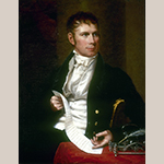 "Fig. 3: ""Henry Clay"" by Charles Bird King (1785-1862), 1821, Washington, DC. Oil on canvas; HOA: 36-1/8""; WOA: 28-1/8"". Collection of the Corcoran Gallery of Art, Acc. 81.9."