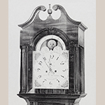 Fig. 30: Detail of clock illustrated in Fig. 29.