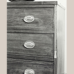 Fig. 35: Detail of the chest of drawers illustrated in Fig. 34.