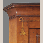 Fig. 48: Detail of the corner cupboard in Fig. 47.