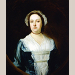 "Fig. 32: Mrs. Benjamin Smith (Anne Loughton) by William Keable (British, ca. 1714–1774), 1749. Oil on canvas; HOA: 30"", WOA: 24-7/8"". Image courtesy of the Gibbes Museum of Art/Carolina Art Association, Acc. 1883.001.0002."