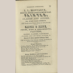 "Fig. 15: Seth Haywood's listing in listing in ""Ellyson's Richmond (VA) Directory and Business Reference Book,"" 1845–1846. Courtesy of the Library of Virginia."
