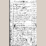 Fig. 33: First page of Frederick Fentress account with Henry Macy, 1810–1816, Henry Macy Account Book, 1796–1821, Macy/Zimmerman Papers, MSS. Collection #141, Series 2, folder 4, Greensboro History Museum, Greensboro, NC.