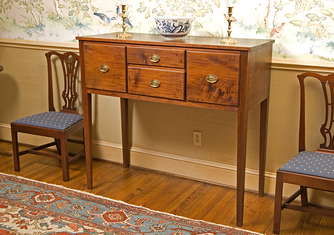Friendly Furniture: The Quaker Cabinetmakers of Guilford County ...