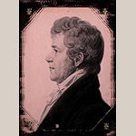 "Fig. 5: ""Thomas Blount"" by Charles Balthazar Julien Févret de Saint-Memin, 1805, probably made in Washington, DC. Charcoal and crayon on paper; HOA: 65.8 cm, WOA: 49.6 cm. North Carolina Museum of History, acc. 1933.12.60. Online: http://collections.ncdcr.gov/dcr/ProficioScript.aspx?IDCFile=DETAILS.IDC,TITLE=NEW%20SEARCH,URL=search.html,SPECIFIC=49794,DATABASE=WebTagSet635053301525137564, (accessed 27 May 2014)."