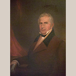 "Fig. 12: ""Peter Browne"" by Edward C. Bruce, 1859. Oil on canvas. Private collection; photograph courtesy of North Carolina State Archives."