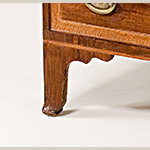 Fig. 43: Detail of the desk in Fig. 40.