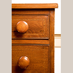 Fig. 68: Detail of the chest of drawers in Fig. 66.