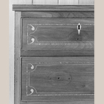 Fig. 113: Detail of the chest of drawers in Fig. 112.