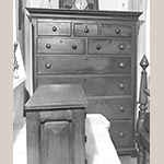 Fig. 65: Alternate view of the high chest of drawers illustrated in Fig. 64. MESDA Object Database file S-5014.