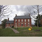 Fig. 110: Cherry Row, ca.1788–1794, built by David Lupton (1757–1822) and his wife Mary Hollingsworth (1758–1814), Frederick Co., VA. Photograph by the author.