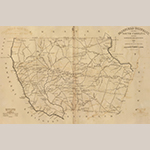 "Fig. 2: ""Fairfield District, South Carolina,"" 1825, surveyed by John Allen Tharp (1820), engraved by Henry S. Tanner, published by Robert Mills, Philadelphia, PA Courtesy of David Rumsey Historical Map Collection, list no. 2792.010, online: http://www.davidrumsey.com"